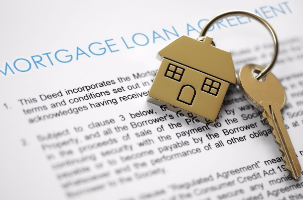 Mortgage loan form